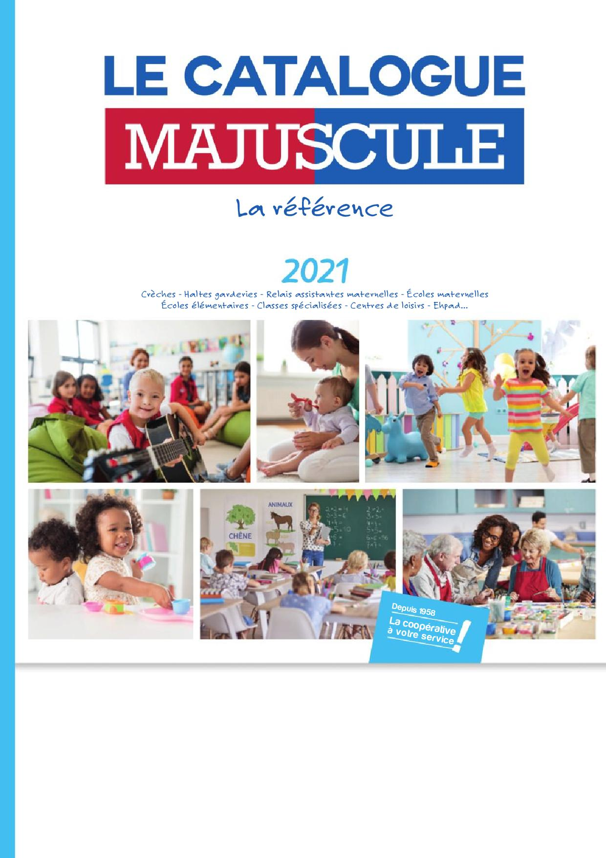 Catalogue scolaire 2021